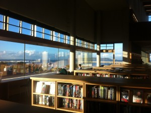 Tour of Dun Laoghaire New Library