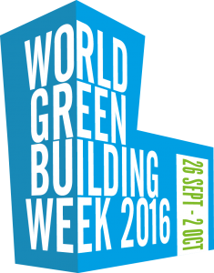 World Green Building Week 2016