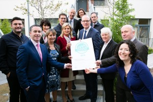Dublin City Council sets new standards for excellence with its social housing