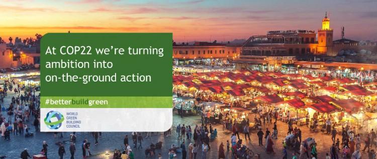 COP 22 Marrakech – November 16