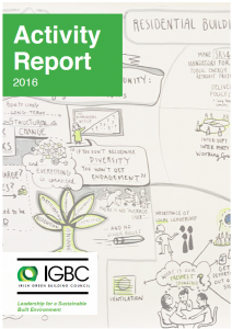IGBC 2016 Activity Report