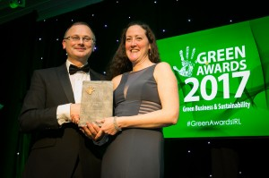 Green Small Organisation of the Year 2017