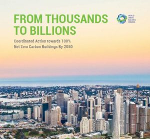 From Thousands to Billions – Coordinated Action towards 100% Net Zero Carbon Buildings By 2050