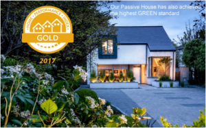 First Home Performance Index Gold Certification Awarded