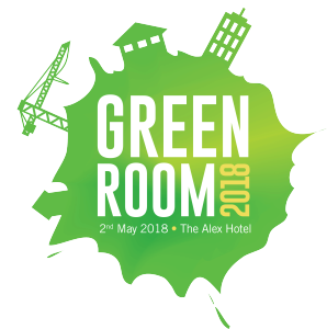The Green Room 2018 –  Corporate Responsibility, Climate Change and the Built Environment.