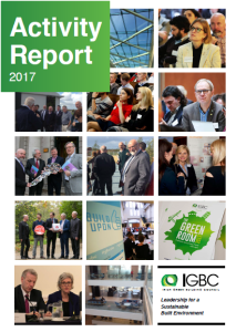 IGBC 2017 Activity Report Published