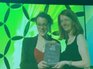 IGBC Winner of Green NGO of the Year 2018