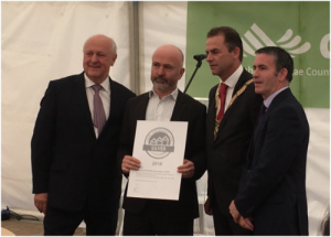 New Housing Development in Dún Laoghaire Town achieves exacting Home Performance Index Silver Certification