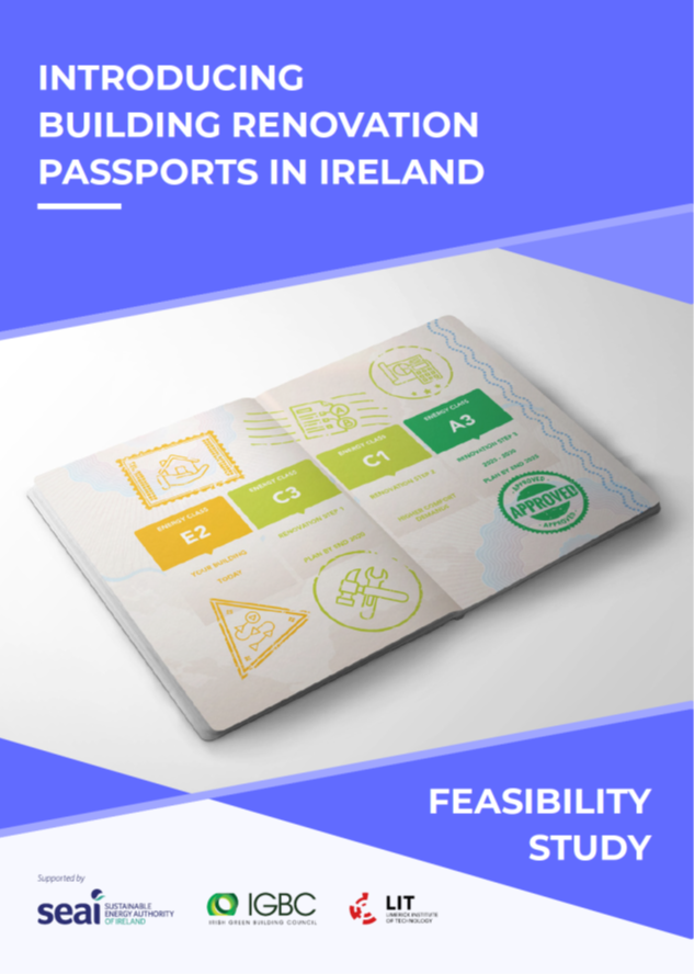 Bulding Renovation Passports in Ireland